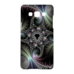 Beautiful Curves Samsung Galaxy A5 Hardshell Case  by Simbadda
