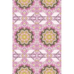 Floral Pattern Seamless Wallpaper 5 5  X 8 5  Notebooks by Simbadda