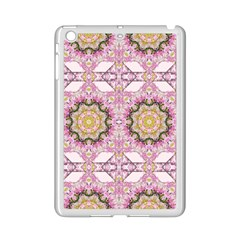 Floral Pattern Seamless Wallpaper iPad Mini 2 Enamel Coated Cases by Simbadda