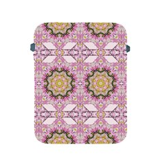 Floral Pattern Seamless Wallpaper Apple Ipad 2/3/4 Protective Soft Cases by Simbadda
