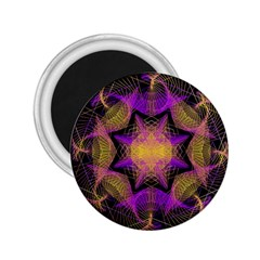 Pattern Design Geometric Decoration 2 25  Magnets by Simbadda
