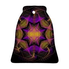 Pattern Design Geometric Decoration Ornament (bell) by Simbadda