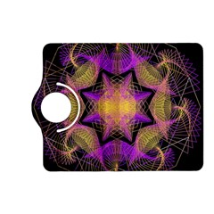 Pattern Design Geometric Decoration Kindle Fire Hd (2013) Flip 360 Case by Simbadda