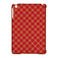Abstract Seamless Floral Pattern Apple Ipad Mini Hardshell Case (compatible With Smart Cover) by Simbadda