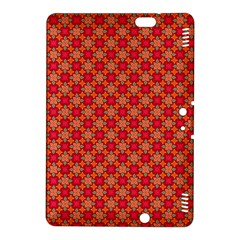 Abstract Seamless Floral Pattern Kindle Fire Hdx 8 9  Hardshell Case by Simbadda