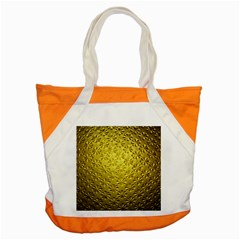 Patterns Gold Textures Accent Tote Bag by Simbadda