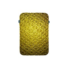 Patterns Gold Textures Apple iPad Mini Protective Soft Cases