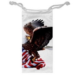 Independence Day United States Jewelry Bag by Simbadda