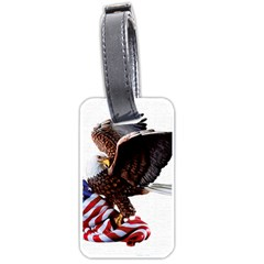 Independence Day United States Luggage Tags (two Sides) by Simbadda