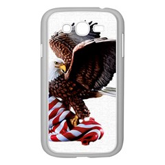 Independence Day United States Samsung Galaxy Grand Duos I9082 Case (white) by Simbadda