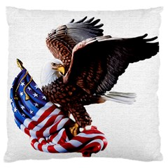 Independence Day United States Standard Flano Cushion Case (one Side)