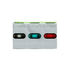 9 Power Button Cosmetic Bag (xs) by Simbadda