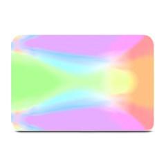 Abstract Background Colorful Plate Mats by Simbadda