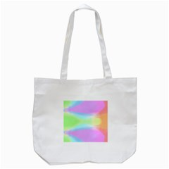 Abstract Background Colorful Tote Bag (white) by Simbadda