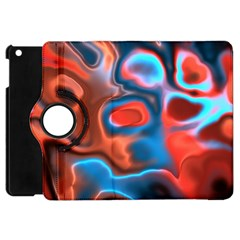 Abstract Fractal Apple Ipad Mini Flip 360 Case by Simbadda
