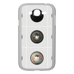 9 Power Buttons Samsung Galaxy Grand Duos I9082 Case (white) by Simbadda