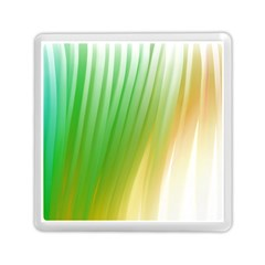 Folded Paint Texture Background Memory Card Reader (square)  by Simbadda