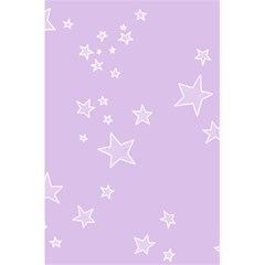 Star Lavender Purple Space 5 5  X 8 5  Notebooks by Alisyart
