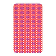 Roll Circle Plaid Triangle Red Pink White Wave Chevron Memory Card Reader by Alisyart