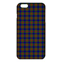Tartan Fabrik Plaid Color Rainbow Iphone 6 Plus/6s Plus Tpu Case by Alisyart