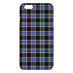 Tartan Fabrik Plaid Color Rainbow Triangle Iphone 6 Plus/6s Plus Tpu Case by Alisyart
