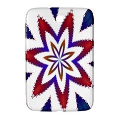 Fractal Flower Samsung Galaxy Note 8 0 N5100 Hardshell Case