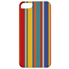 Stripes Background Colorful Apple Iphone 5 Classic Hardshell Case