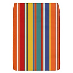 Stripes Background Colorful Flap Covers (s)  by Simbadda