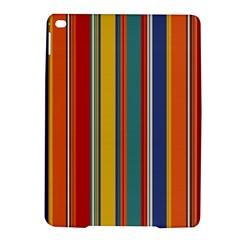Stripes Background Colorful Ipad Air 2 Hardshell Cases by Simbadda