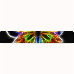 Fractal Butterfly Small Bar Mats by Simbadda