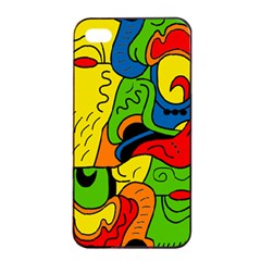Mexico Apple Iphone 4/4s Seamless Case (black) by Valentinaart