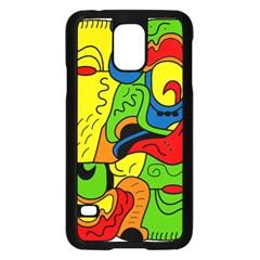 Mexico Samsung Galaxy S5 Case (black) by Valentinaart