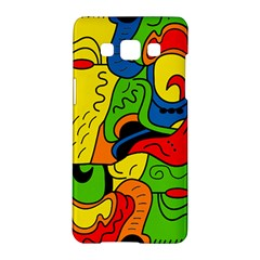 Mexico Samsung Galaxy A5 Hardshell Case  by Valentinaart