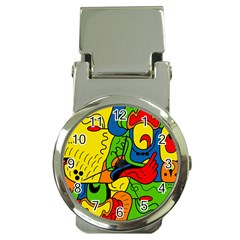 Mexico Money Clip Watches by Valentinaart