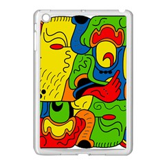 Mexico Apple Ipad Mini Case (white) by Valentinaart