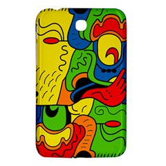 Mexico Samsung Galaxy Tab 3 (7 ) P3200 Hardshell Case  by Valentinaart