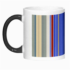 Colorful Stripes Morph Mugs by Simbadda