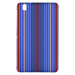 Colorful Stripes Samsung Galaxy Tab Pro 8 4 Hardshell Case