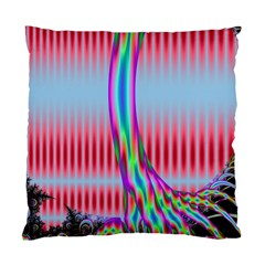 Fractal Tree Standard Cushion Case (two Sides) by Simbadda