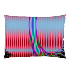 Fractal Tree Pillow Case (two Sides) by Simbadda