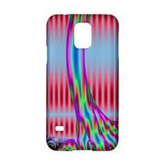 Fractal Tree Samsung Galaxy S5 Hardshell Case  by Simbadda