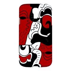 Mexico Samsung Galaxy S4 I9500/i9505 Hardshell Case by Valentinaart