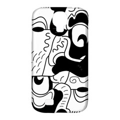 Mexico Samsung Galaxy S4 Classic Hardshell Case (pc+silicone) by Valentinaart