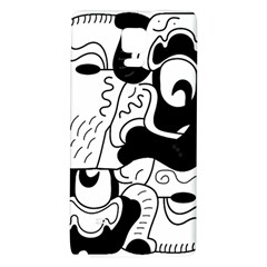 Mexico Galaxy Note 4 Back Case by Valentinaart