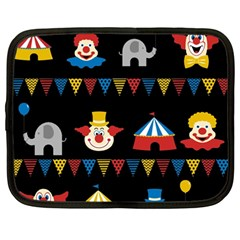 Circus  Netbook Case (large) by Valentinaart