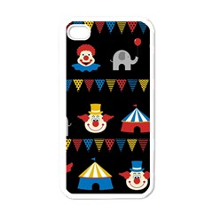 Circus  Apple Iphone 4 Case (white) by Valentinaart