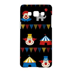 Circus  Samsung Galaxy A5 Hardshell Case  by Valentinaart