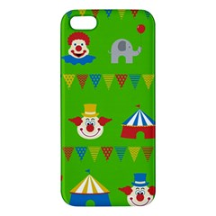 Circus Iphone 5s/ Se Premium Hardshell Case by Valentinaart