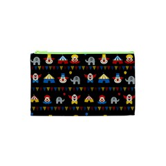 Circus Cosmetic Bag (xs) by Valentinaart