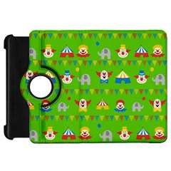 Circus Kindle Fire Hd 7  by Valentinaart